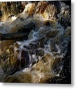 The Stream 1 Metal Print