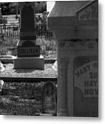 The Sullivan Burial Plot Metal Print