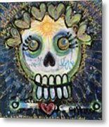 The Sun Still Shines For Our Hearts Metal Print