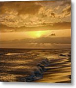 The Sun Will Return Metal Print