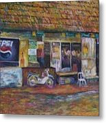 The Sundry Store At Fraiser's Hill Metal Print
