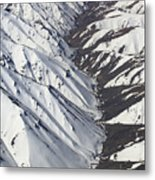 The Sunny Side Of The Valley Metal Print