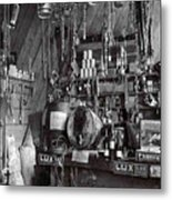 The Supply Store Metal Print