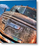 The Survivor - '42 Chevy Metal Print