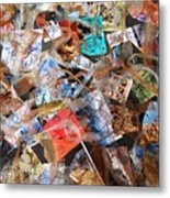 The Synergies Of Recycling Wastes And Intellects #3005 Metal Print