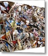 The Synergies Of Recycling Wastes And Intellects #511 Metal Print