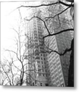 The Takeover  Metal Print