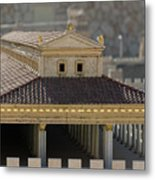 The Temple Of Solomon 1 Metal Print