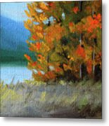 The Tenth Month Metal Print