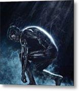 The Terminator 1984 Metal Print