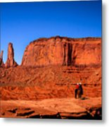 The Three Sisters Metal Print