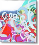The Thrill Of It All Metal Print
