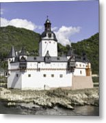 The Toll Castle Metal Print