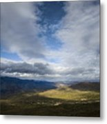 The Trail Leads Straight To You Metal Print