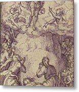 The Transfiguration Metal Print