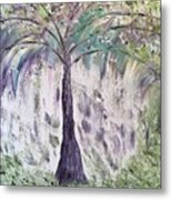 The Tree Of Life II  Metal Print
