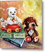The Truffle From Whitby Metal Print