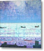 The Turn Of The Tide  Metal Print