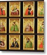 The Twelve Apostles Metal Print