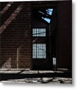 The Upper Level Metal Print