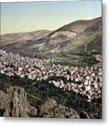 The Vale Of Nablus Metal Print