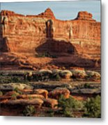 The Valley Of Kings Metal Print