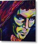 The Vampire Lestat Metal Print