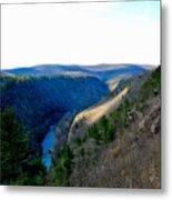 The Vast Pa Grand Canyon Metal Print