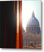 The Vatican Metal Print