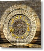 The Vault Of Time Metal Print