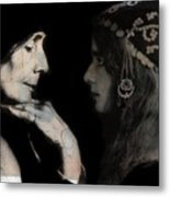 The Very Thought Of You  Metal Print