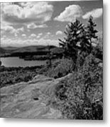 The View From Bald Mountain Metal Print
