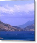 The View From Marshalls Metal Print