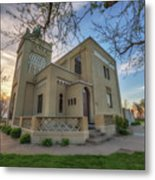 The Villa Kathrine In Quincy, Illinois Metal Print