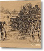 The Village Ford Metal Print