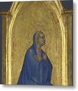 The Virgin   Left Pinnacle Panel Metal Print