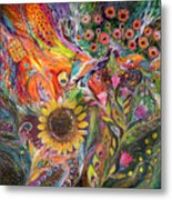 The Voice Of Spring Metal Print