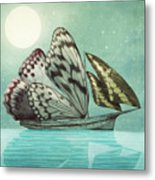 The Voyage Metal Print