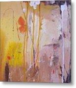 The Wallflowers Metal Print