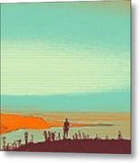 The Wandering Youth 4 Metal Print