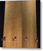 The Washington Monument In Washington Metal Print