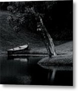 The Water's Edge Metal Print