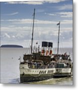 The Waverley 2 Metal Print
