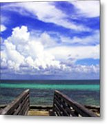 The Way To The Beach 2 Metal Print