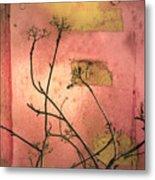 The Weeds Metal Print