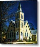 The Wenonah United Methodist Church Metal Print