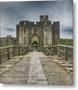 The West Gatehouse 2 Metal Print