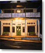 The Whippoorwill's Shift Metal Print