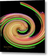 The Whirl Of Life, W13.1b Metal Print