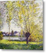 The Willows Metal Print